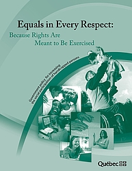 Equals in Every Respect: Because Rights Are Meant to Be Exercised.